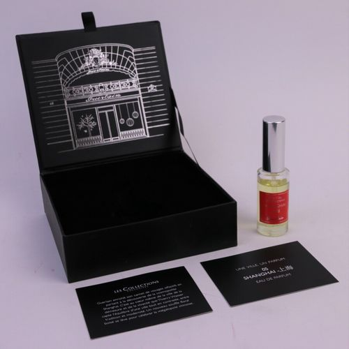 "Guerlain ""One City, One Fragrance: Shanghai"" (2000s)  Presented in its box, spra…"