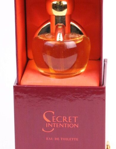 """Guerlain """"Secret Intention"""" (years 2000)  Presented in its titled box, spray bot…"""