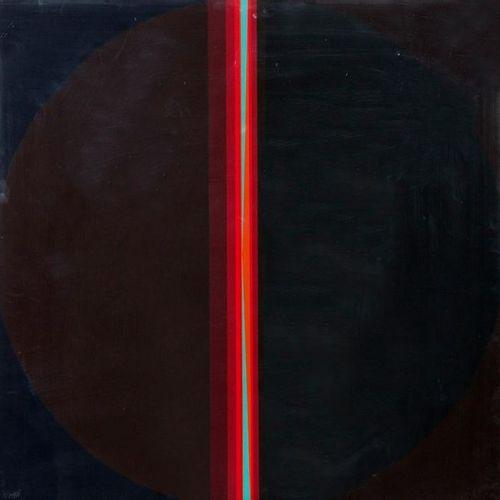 Quinte, Lothar o.T. 1969. Farbsiebdruck auf Karton. 69 x 69 cm. Signiert, datier…
