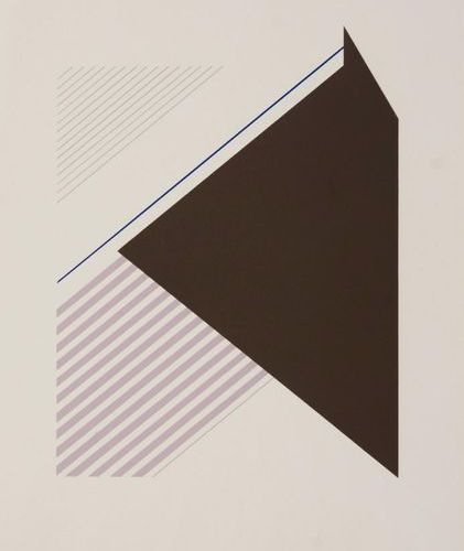 Vacossin, Marie Thérèse Set aus 3 Grafiken. Zw. 1971 u. 1979. Zwei Farbserigraph…