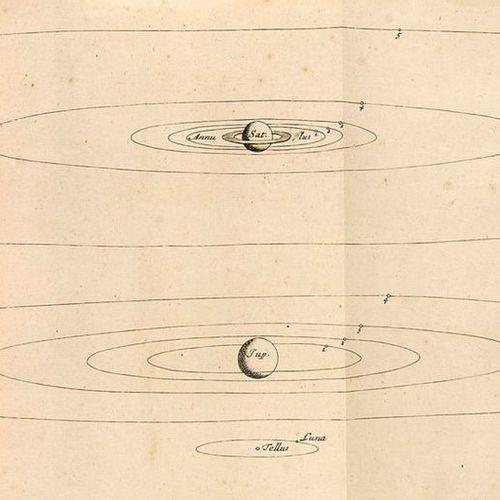 Astronomy    Huygens, Christian    Cosmotheoros, sive de terris coelestibus, ear…