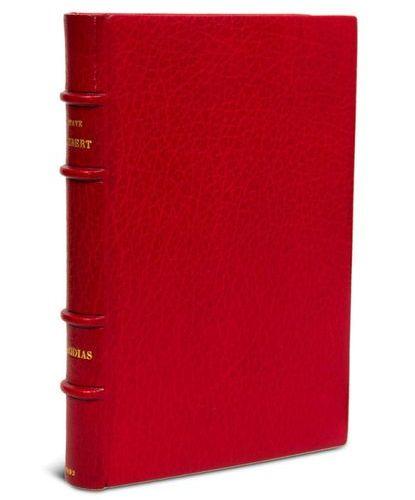 Rochegrosse, Georges    Flaubert, Gustave    Hérodias. With 1 signed original dr…