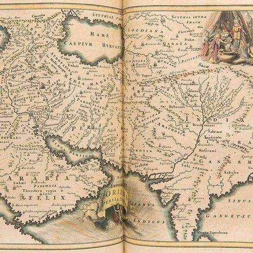 Atlases    Cellarius, Christoph    Notitia orbis antiqui, sive geographia plenio…