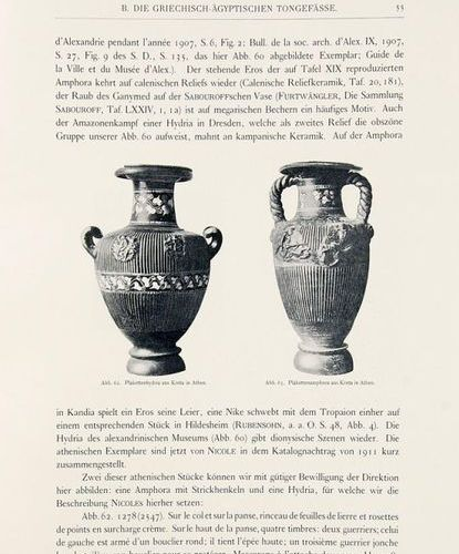 Sieglin, Ernst    Excavations in Alexandria: Expedition Ernst Sieglin led by The…