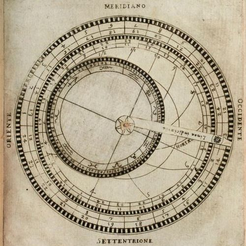 Astronomy    Manenti, Francesco    Deliberationi astronomiche perpetue nel trova…