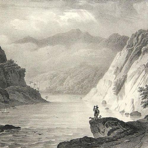 Scotland    Pernot, François Alexandre, A. Pichot    Vues pittoresques de l'Écos…