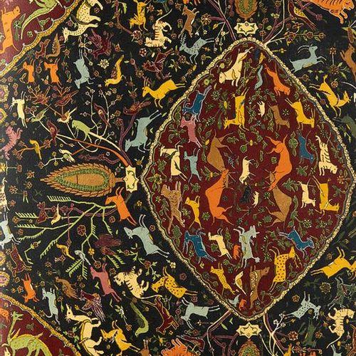 Carpets Jaipur    Hendley, Thomas H    Asian Carpets: XVI and XVII Century Desig…