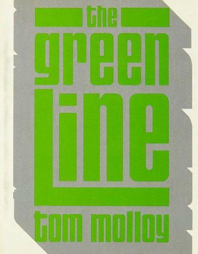 Molloy, Tom    The Green Line. Complete handwritten manuscript. Around 1976 1980…