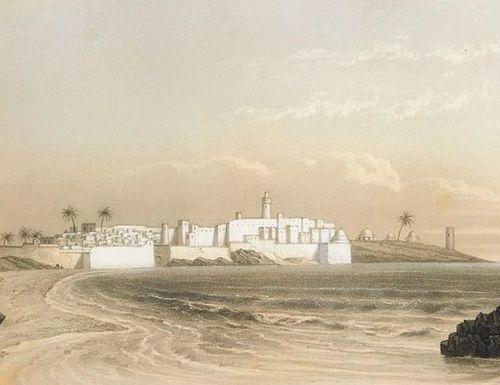 Africa Arabia Tunisia    Chassiron, Charles de    Apercu Pittoresque de la Régen…
