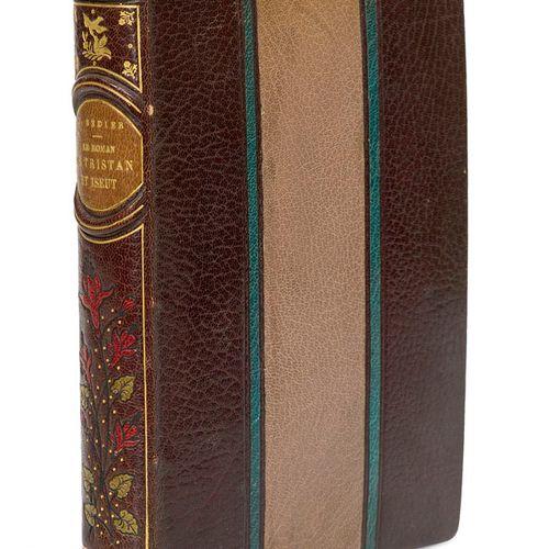Le Roman de Tristan und Iseut. Renouvelé par Joseph Bedier. Mit zahlr. Textillus…