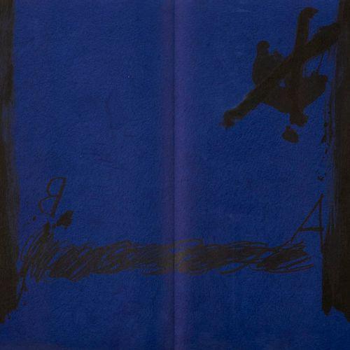 Brossa, Joan Nocturn matinal. Mit Orig. Umschlag mit lithographierter Orig. Lein…