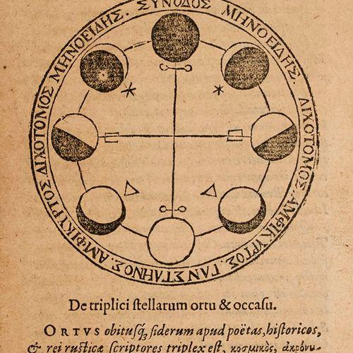 Valerius, Cornelius De sphaera et primis astronomiae rudimentis libellus utiliss…