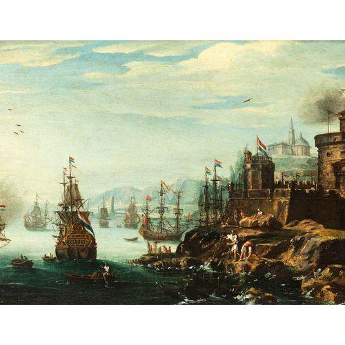 Johann Anton Eismann, 1604 Salzburg – 1698 Venedig, zugeschrieben MARITIMES CAPR…