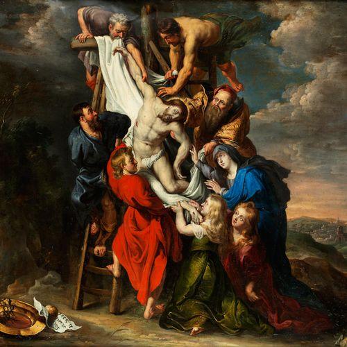 Flämischer Maler in der Nachfolge von Peter Paul Rubens (1577 – 1640) KREUZABNAH…