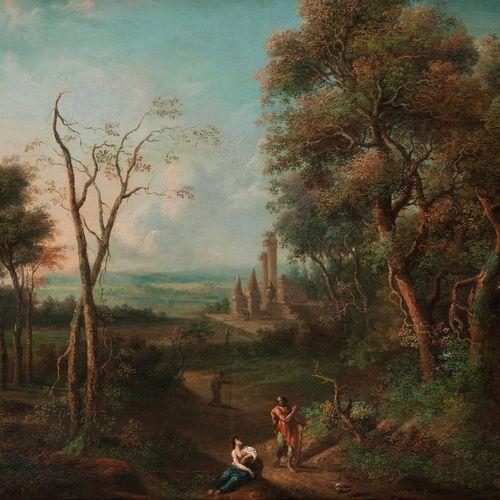 Francesco Zuccarelli,1702 Pitigliano/ Toskana – 1788 Florenz, zugeschrieben Schü…