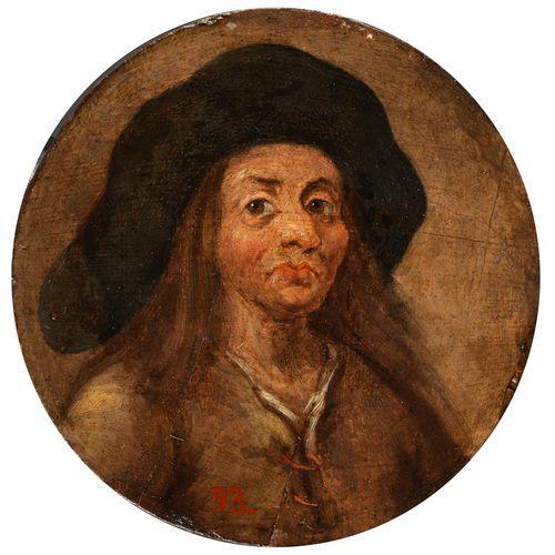 Pieter Brueghel d. J.,um 1564 Brüssel – 1637/38 Antwerpen BILDNIS EINES MANNES M…