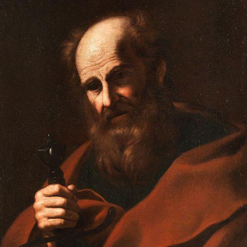 Jusepe de Ribera, 1591 Játiva, Valencia – 1652 Neapel, zugeschrieben PAULUS Öl a…