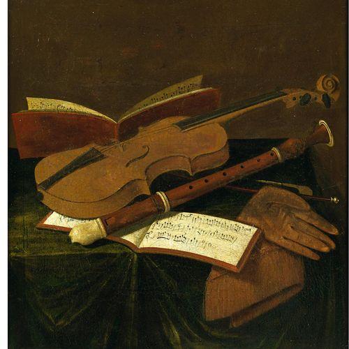 Bartolomeo Bettera,1639 Bergamo – um 1688 Mailand, zugeschrieben STILLLEBEN MIT …