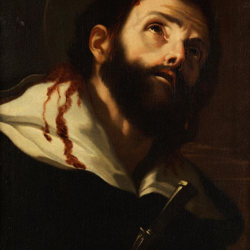 Mattia Preti,1613 Taverna/ Catanzaro – 1699 Valletta/ Malta 维罗纳的佩特鲁斯(又称佩特鲁斯殉道者)的…