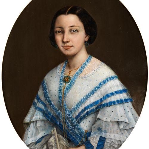 Hermenegildo Bustos, 1832 Purísima del Rincón, Mexico – 1907 ebenda Der mexikani…
