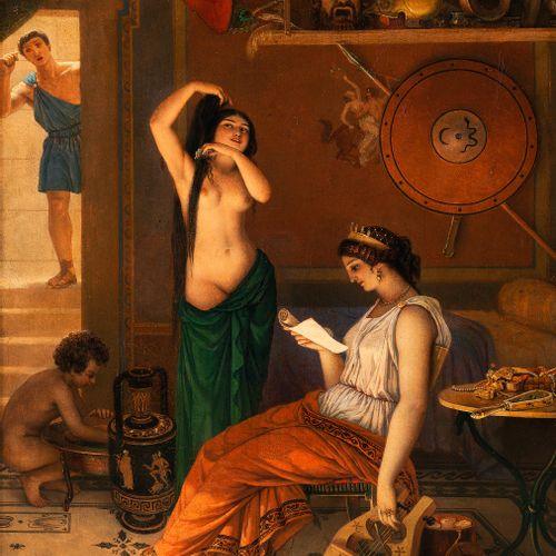 Jean Jules Antoine Lecomte du Nouy, 1842 Paris – 1923 ebenda, zugeschrieben DIE …
