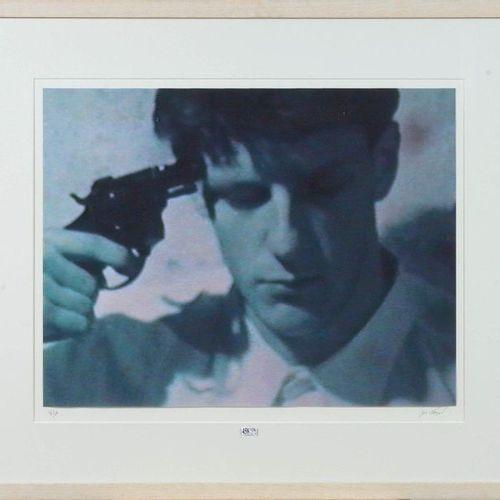 "FABRE Jan (1958) ""Good to print"" C print or cibachrome, color print on silk. Sig…"