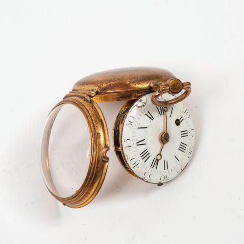 Charles BERTRAND, à Paris, fin XVIIIème ou début XIXème siècles Montre de poche …