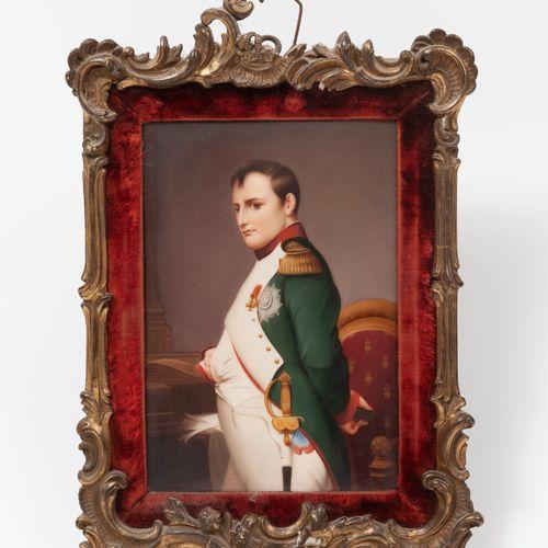 Ecole de la fin du XIXème ou du début du XXème siècle Portrait of Napoleon Bonap…