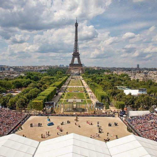 Une journée sur le Paris Eiffel Jumping, en immersion au cœur du prestigieux cir…