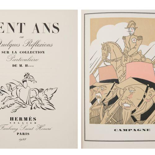 HERMÈS Sellier Cent ans ou Quelques réflexions sur la collection particulière de…