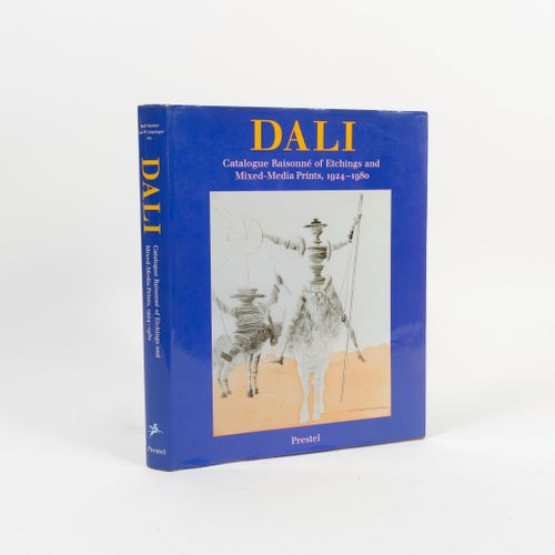 MICHLER, Ralf LOPSINGER, Lutz W. Dali, Catalogue raisonné of Etchings and Mixed …