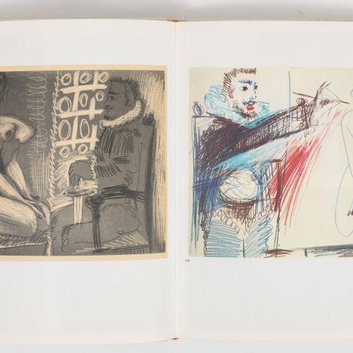 FELD, Charles Picasso, Les Dessins du 27.3.66 au 15.3.68.  Préface de René Char.…