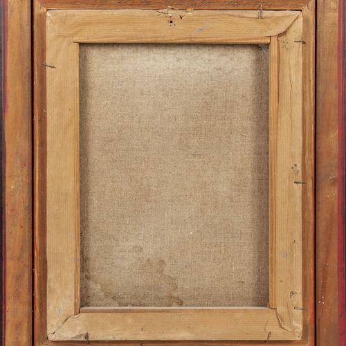Jacques DAMVILLE (1943) Nature morte à la palette, 1978.  Huile sur toile.  Sign…