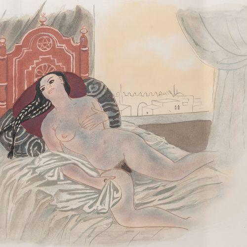 CHAPELAIN MIDY. Le cantique des cantiques. S.L. (Moulin de Vauboyen), Pierre de …