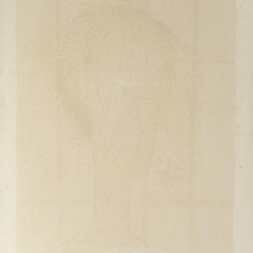 Bernard BUFFET (1928 1999) Paix, 1968.  Lithographie en couleurs sur papier.  Si…