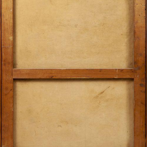 Alberto FABRA (1920 2011) Nature morte au pichet et la bouteille, 1955.  Huile s…