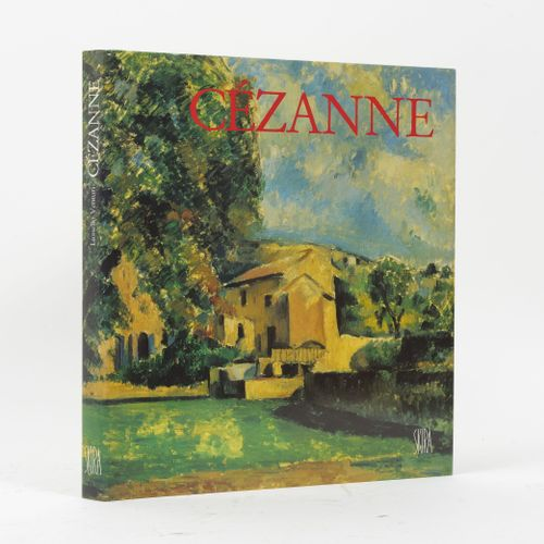 VENTURI, Lionello Cézanne.  Présentation de Giulio Carlo Argan.  Skira Editions …