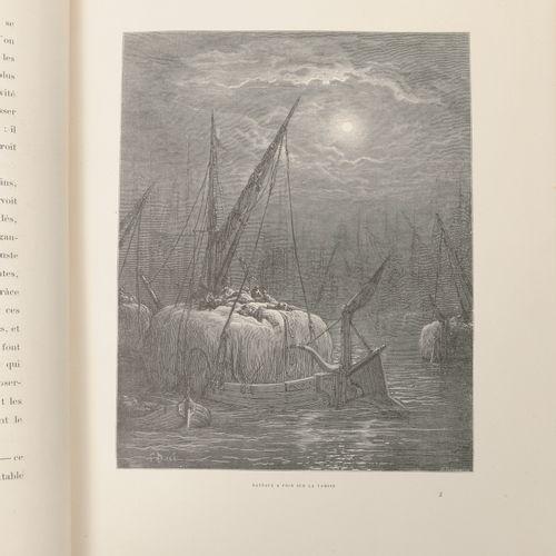 ÉNAULT, Louis Londres.  Illustré de 174 gravures sur bois par Gustave Doré (comp…
