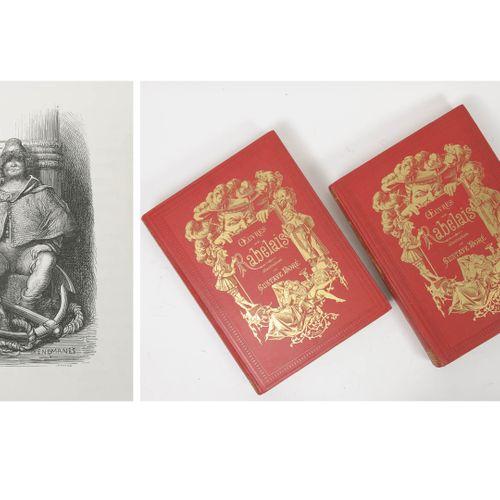 RABELAIS, François Oeuvres.  Texte collationné sur les éditions originales avec …