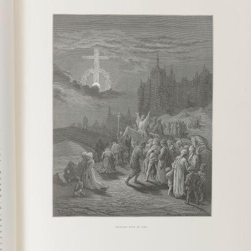 MICHAUD, Joseph François Histoire des croisades.  Paris, Furne, Jouvet et Cie, 1…