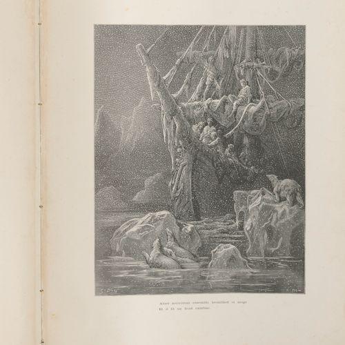 COLERIDGE, Samuel Taylor. La chanson du vieux marin.  Traduite par A. Barbier. P…