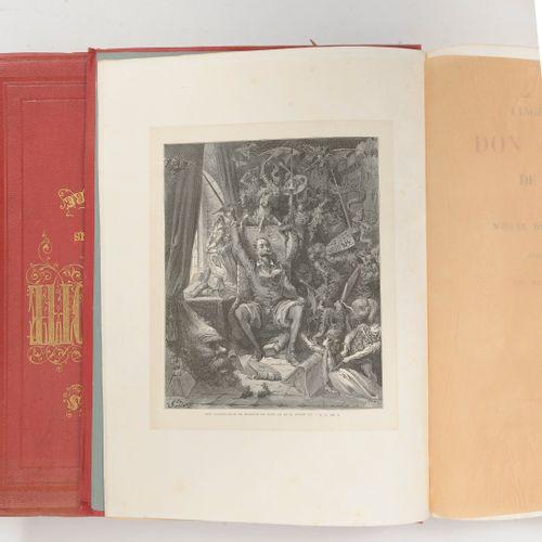 CERVANTÈS SAAVEDRA, Miguel (de) L'ingénieux hidalgo Don Quichotte de la  Manche.…