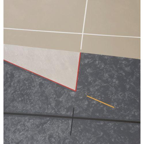Jovan R. ZEC (1943) Evolution verticale, 2005.  Huile sur toile.  Signée, située…