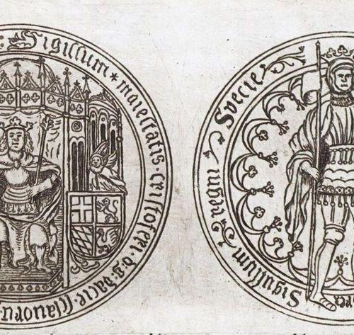 Scheffer,J. De antiquis verisque regni Sveciae insignibus, liber singularis. Sto…
