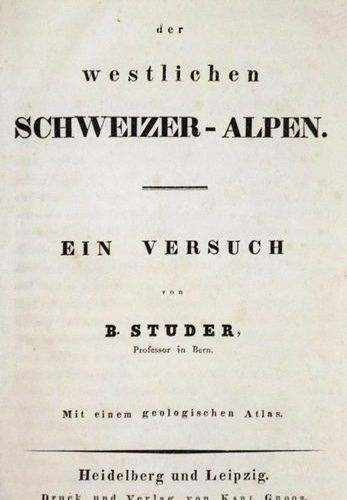Murchison,P.J. About mountain building in the Alps, Apennines and Carpathians...…