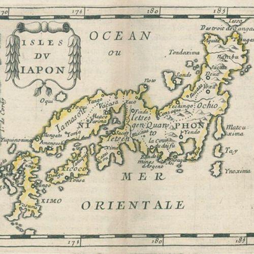 Duval,P. Le monde ou la geographie universelle. Section (Asia and Europe). Paris…