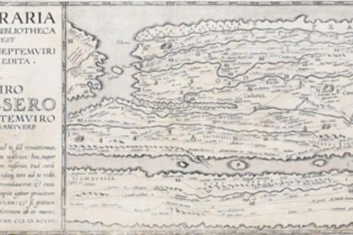 Welser,M. (Hrsg.). Tabula Peutingeriana. Tabula itineraria ex illustri Peutinger…