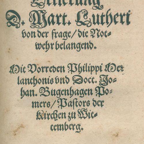 Sammelband avec 8 écritures. Cl.4°. Restauré à l'aveugle. Peau de porc contempor…