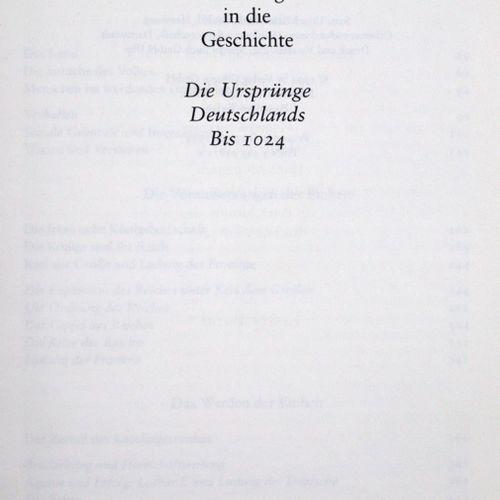 Propyläen Geschichte Deutschlands. Ed. Par Dieter Groh. 9 en 10 volumes. 1994 95…