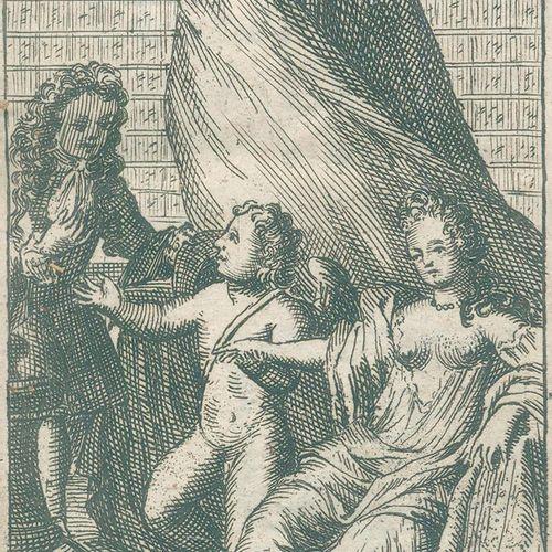 (Dacier,A.). Cupidon dans le bain, ou Aventures amoureuses de personnes de quali…